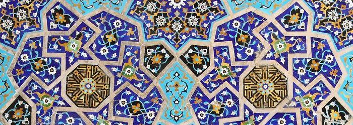 история создания мозаики