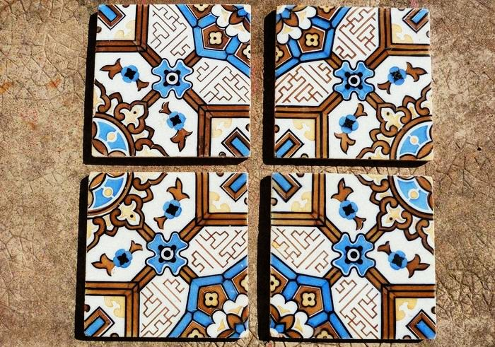 напольная плитка мозаика для ванной