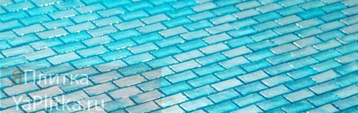 бирюзовая мозаика