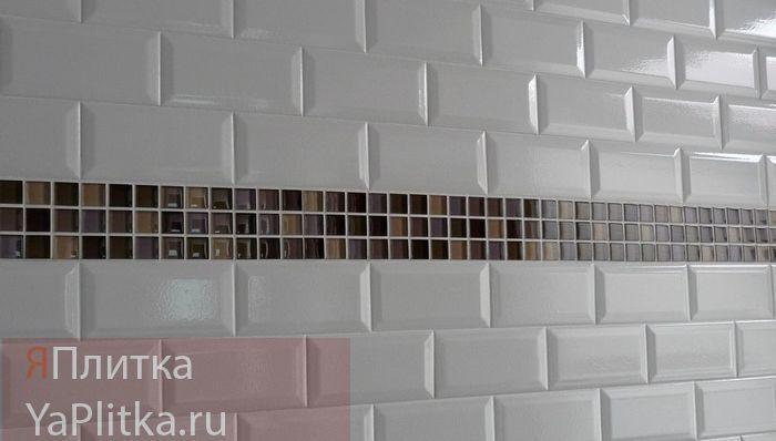 дизайн ванной мозаика и плитка