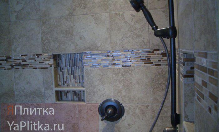 ванная комната плитка мозаика фото