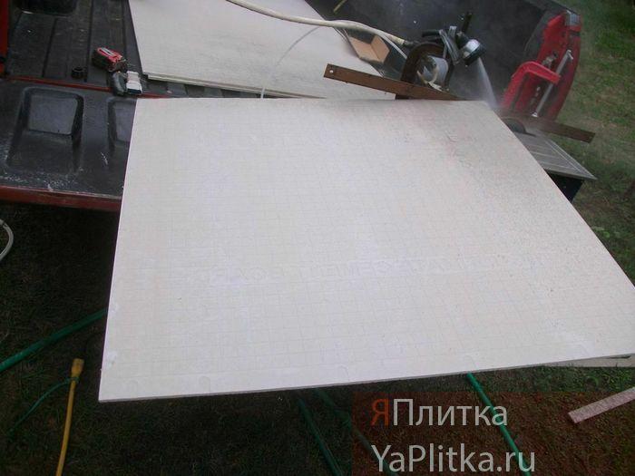 как резать плитку из керамогранита