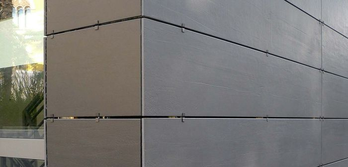 Керамогранит для фасадов