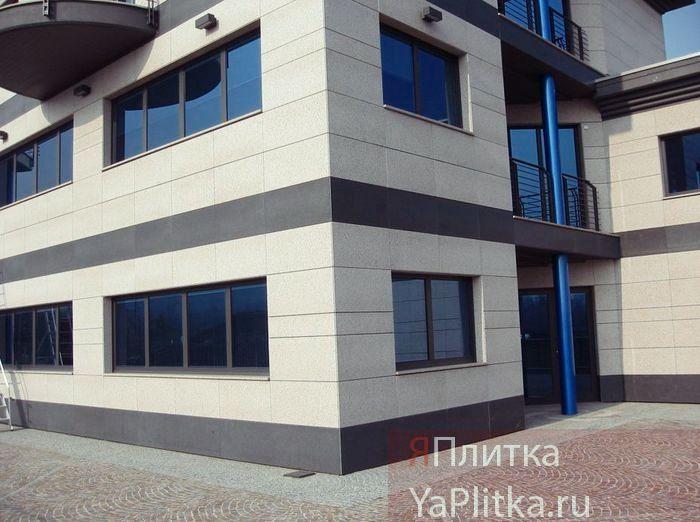 Отделка фасадов из газобетонных блоков