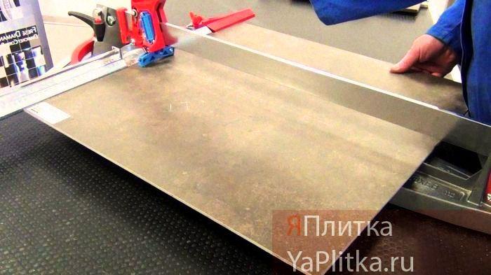 плиткорез для керамогранита 600х600