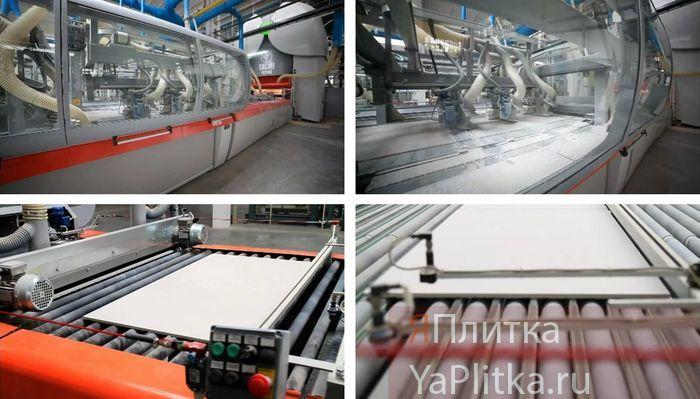 заводы производители керамогранита
