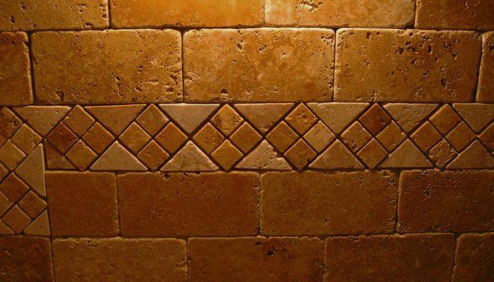 керамическая плитка травертин