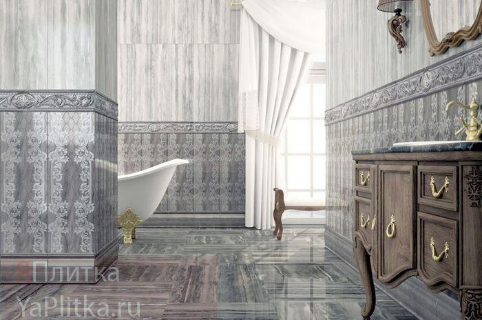 коллекции керамической плитки для ванной