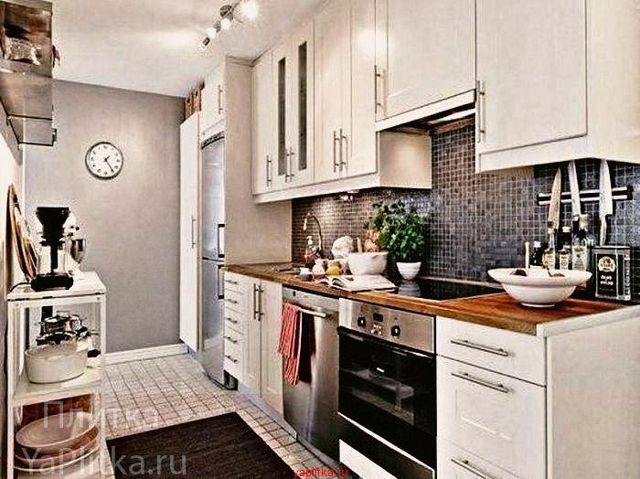 коллекция керамической плитки для кухни