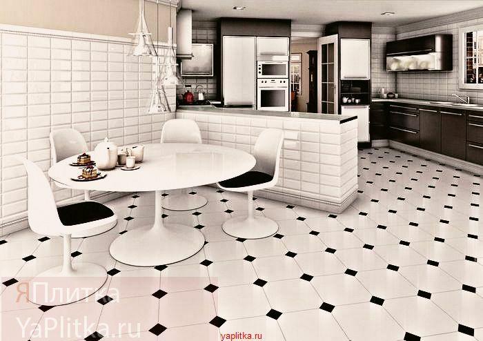 напольная керамическая плитка для кухни