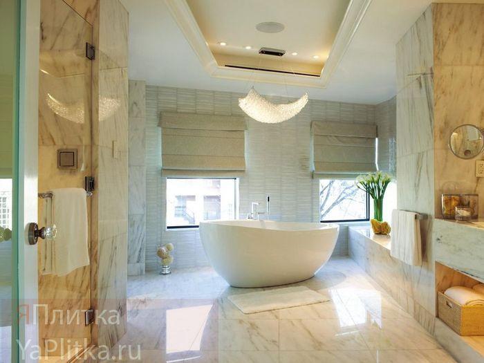 плитка в ванную керамическая