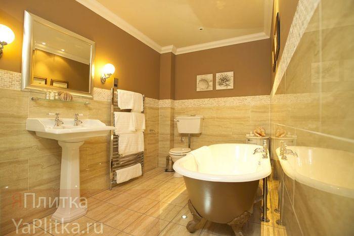 расчет керамической плитки для ванной