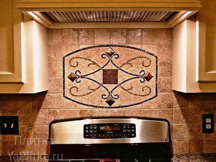 размеры керамической плитки для кухни