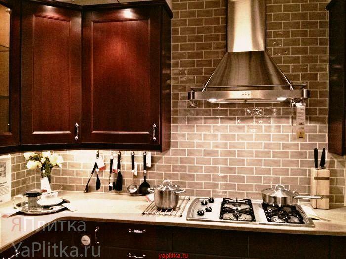виды керамической плитки для кухни