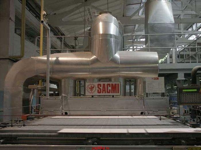 производство кафеля