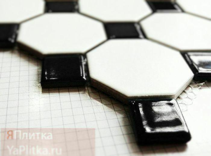 керамическая глазурованная плитка для пола