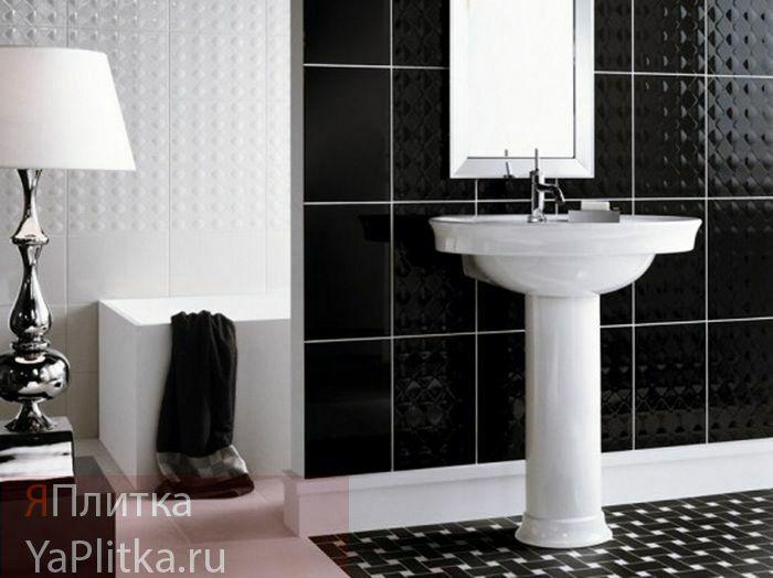 керамическая плитка для ванной дизайн
