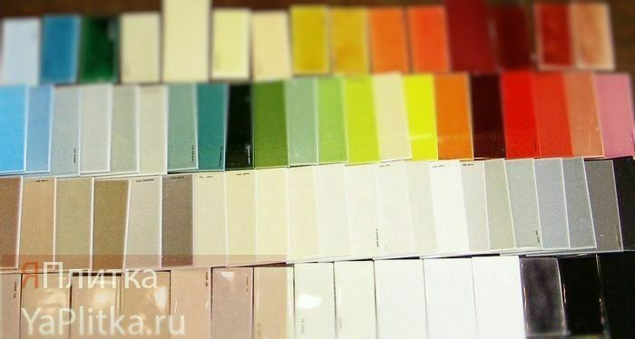 керамическая плитка глазурованная для стен
