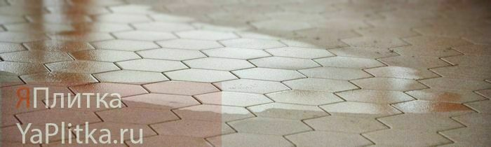 неглазурованная керамическая плитка для пола