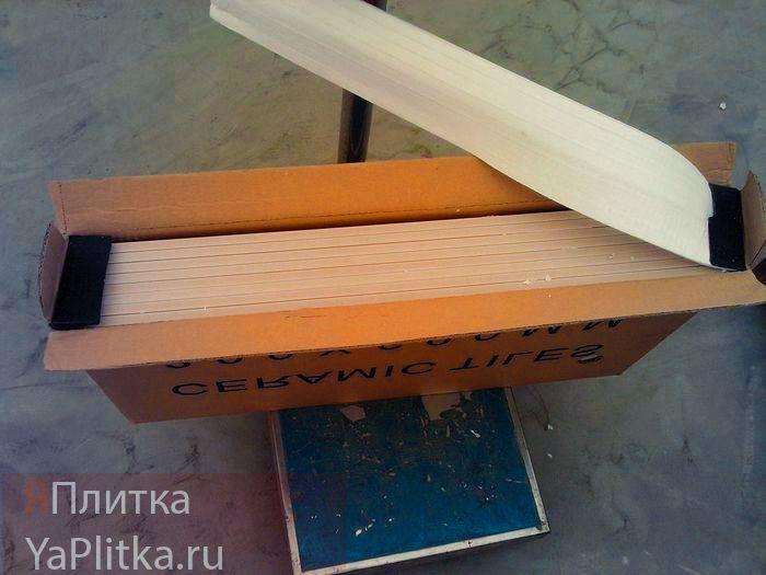 вес напольной керамической плитки