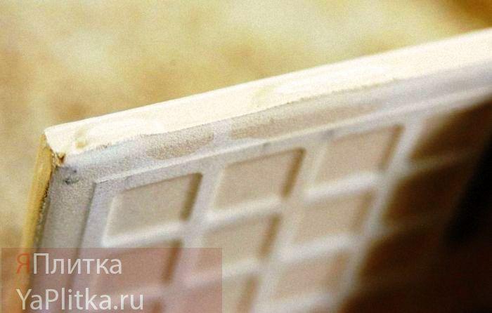 толщина керамической плитки для стен
