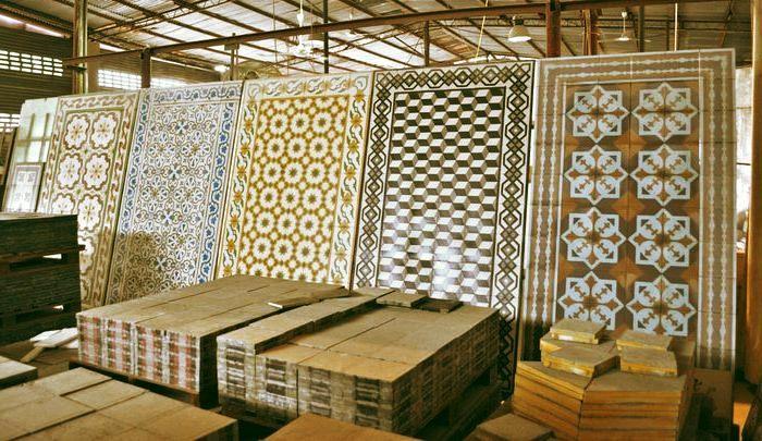 классы керамической плитки