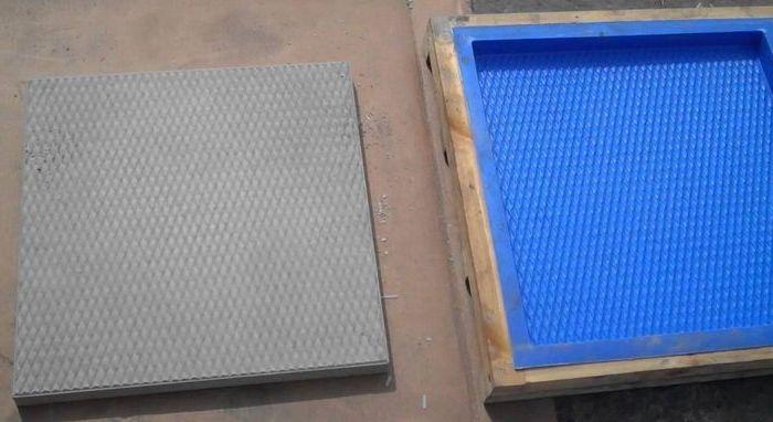 изготовление тротуарной плитки