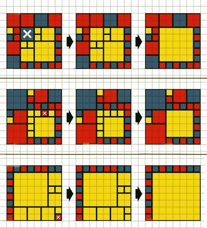 квадратная керамическая плитка