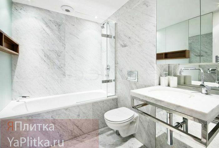 мрамор для ванной комнаты