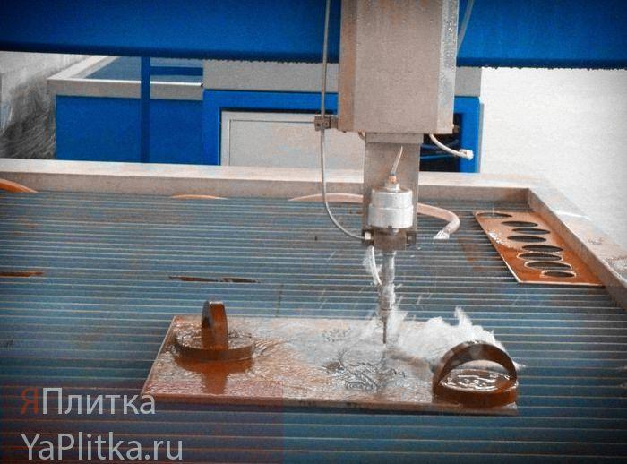 станок для резки керамической плитки