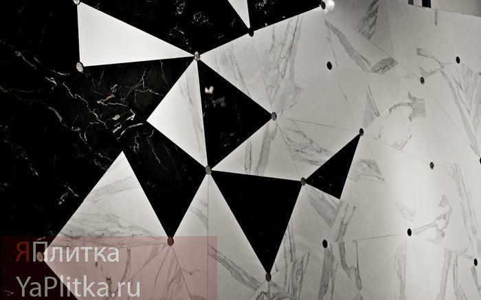 керамическая плитка белая глянцевая
