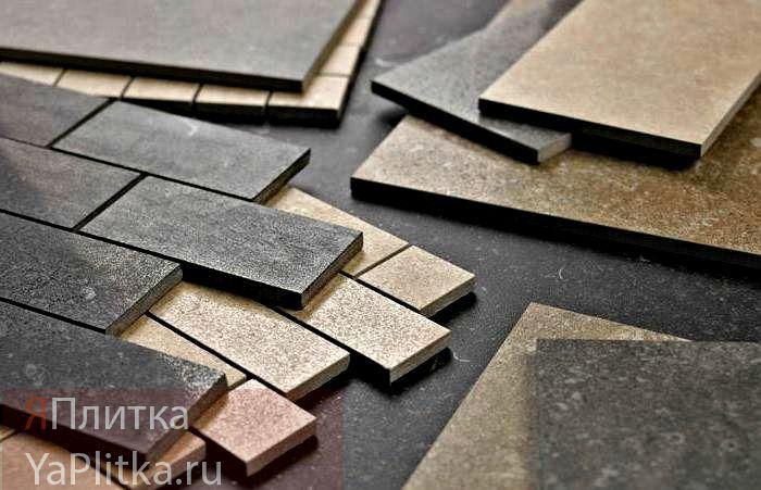 состав плитки керамические полов