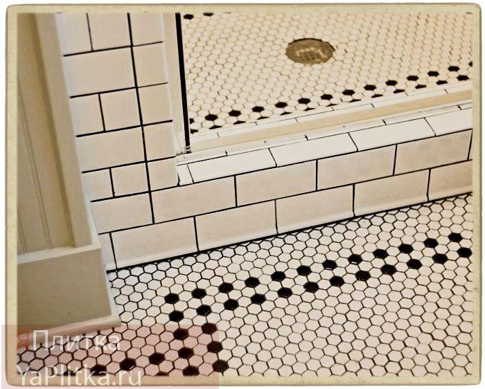 варианты укладки кафеля в ванной комнате