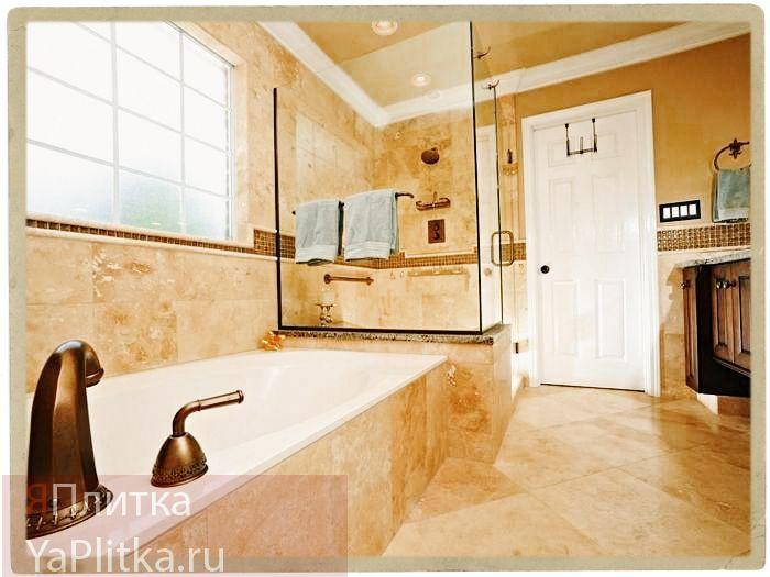 дизайн ванной комнаты отделка кафелем
