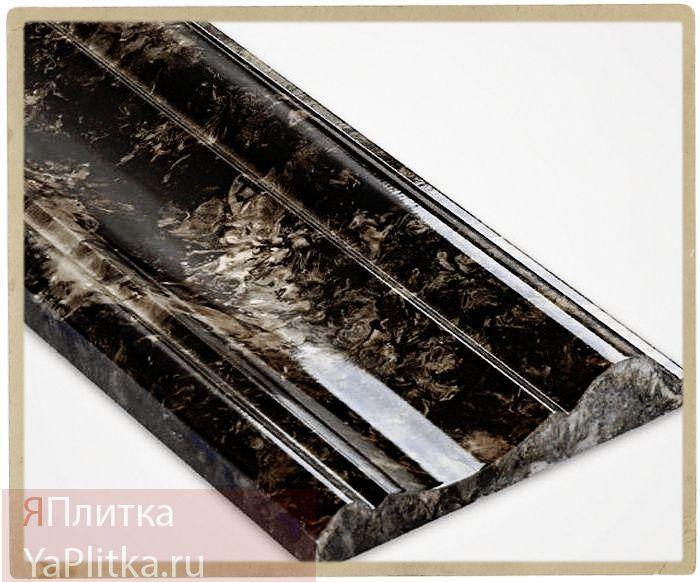 устройство плинтуса из керамогранита