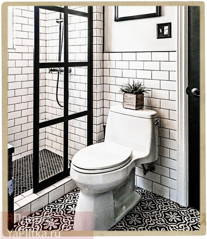 ванная 4 м2 интерьера