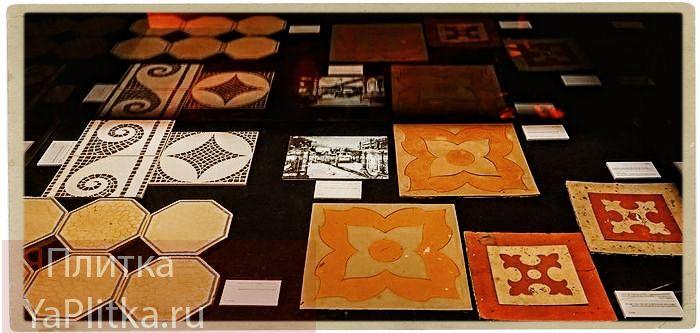 метлахская керамическая плитка