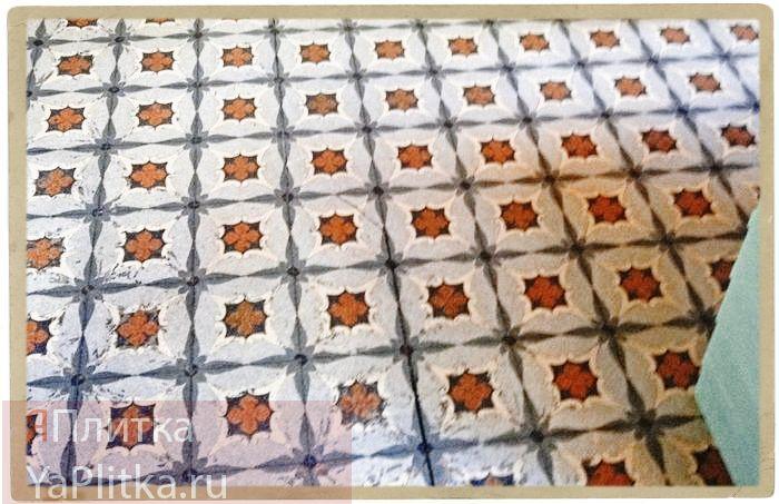 плитка метлахская напольная
