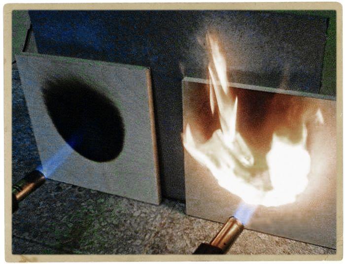 противопожарные отделочные материалы