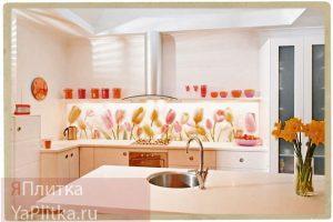 оформление кухонного фартука