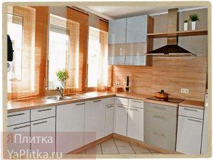 оформление кухонных фартуков фото