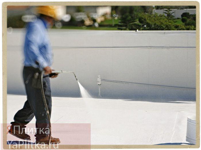 плитка бетонная для кровли