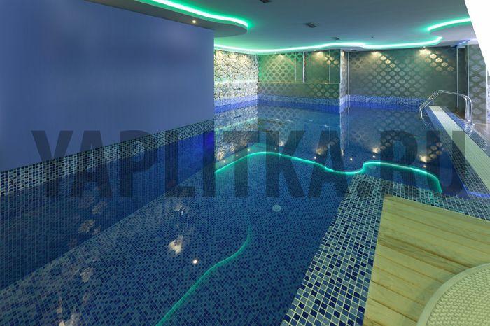 мозаика для бассейна