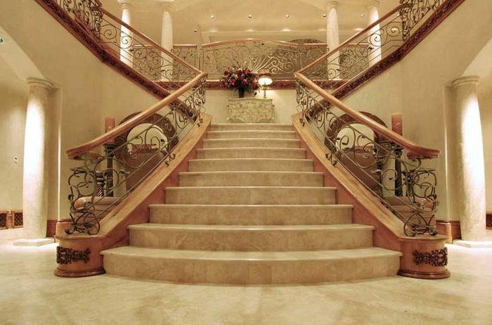 ступени для лестниц из керамогранита