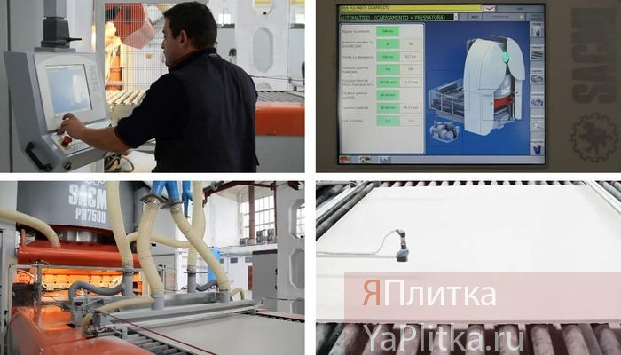 завод по производству керамогранита