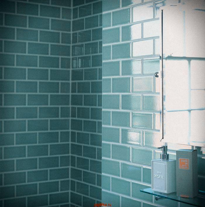 керамическая плитка глянцевая для ванной