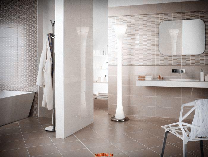 керамическая плитка сиреневая для ванной
