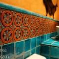 плитка панно для ванной комнаты фото дизайн