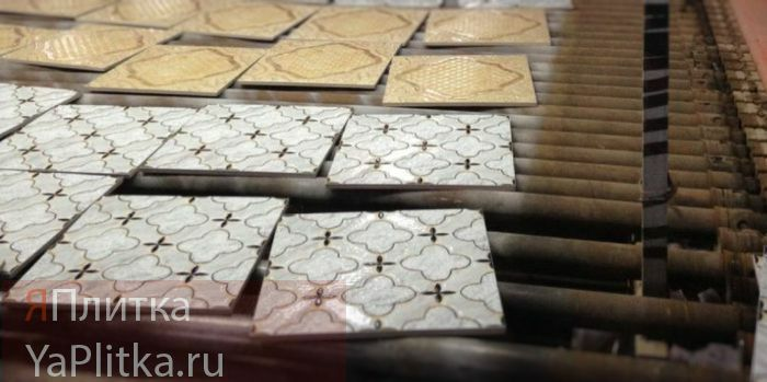 керамическая плитка с цветами фото