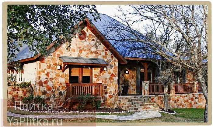 фасадные отделочные материалы для дома